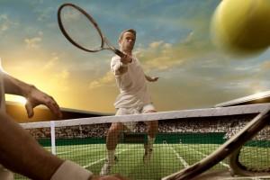 Tennis Grunt O Meter