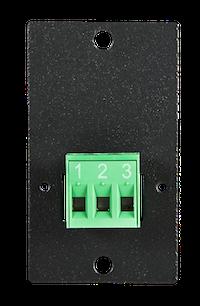 Audio Input Modules, AIM-2A, AIM-2M, AIM-2T
