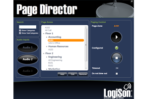 Page Director Software